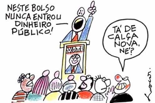 enquanto isso na política brasileira