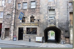 Interesting tavern on Royal Mile (Small)