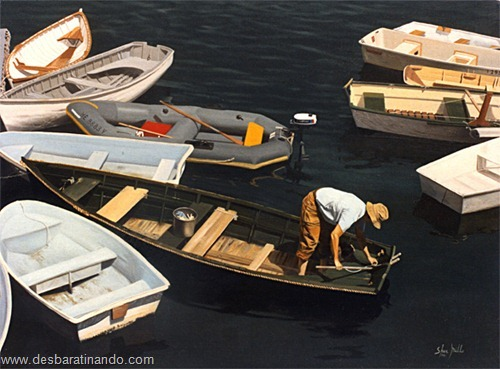 pinturas a oleo super realistas Roberto Bernardi Erich Christensen Steve Mills  desbaratinando  (111)
