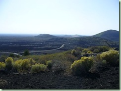 Day17Craters cinder cone view
