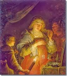 Sandrart Joachim von-XX-Allegory of Vanity-XX-1642