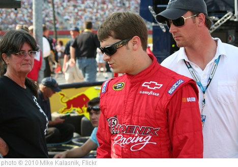 'Landon Cassill' photo (c) 2010, Mike Kalasnik - license: http://creativecommons.org/licenses/by-sa/2.0/