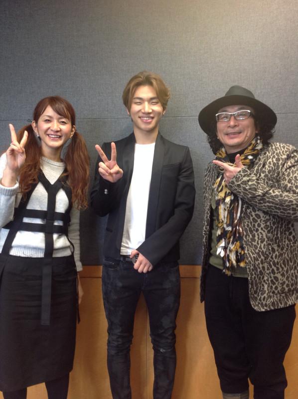 Dae Sung - FM Fukuoka Super Radio Monster - 09dec2014 - 01.jpg