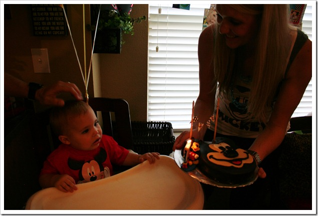 Slickpaw's Pics...Nash's 1st bday party 197