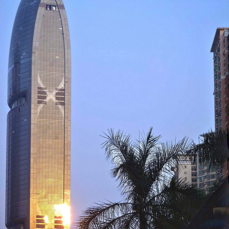 Pearl River Tower: The Most Energy Efficient Skyscraper