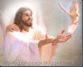 jesus o espirito santo