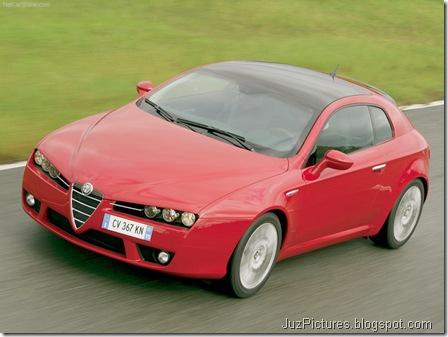 Alfa Romeo Brera 4