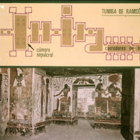 24.- Hipogeo de Ramses III en el Valle de los Reys