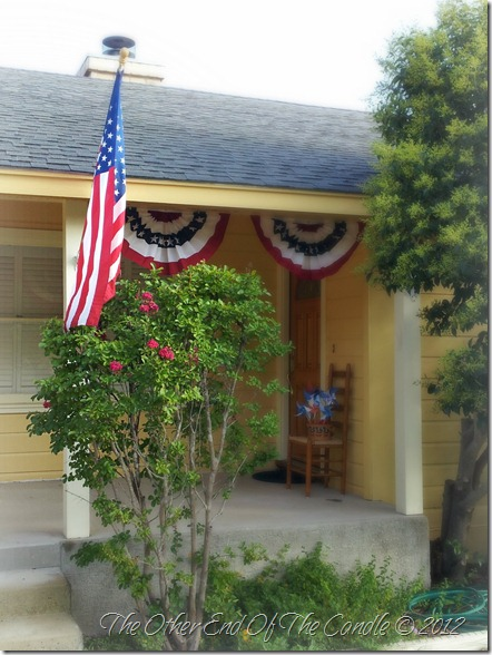 Patriotic Front Porch 2012