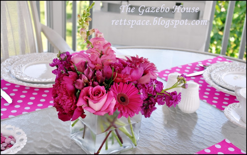Pink in the Gazebo 005