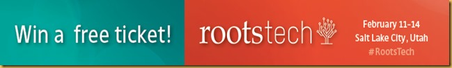 RootsTech Giveaway (1)