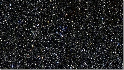 Nuestro mundo mas estrellas que arena en el mar