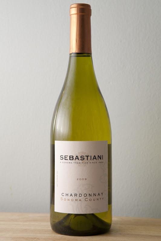 2009 Sebastiani Sonoma County Chardonnay-1