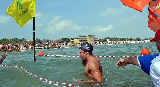 Trofeo Romagna acque libere 2011 - Cesenatico (Forlì-Cesena)