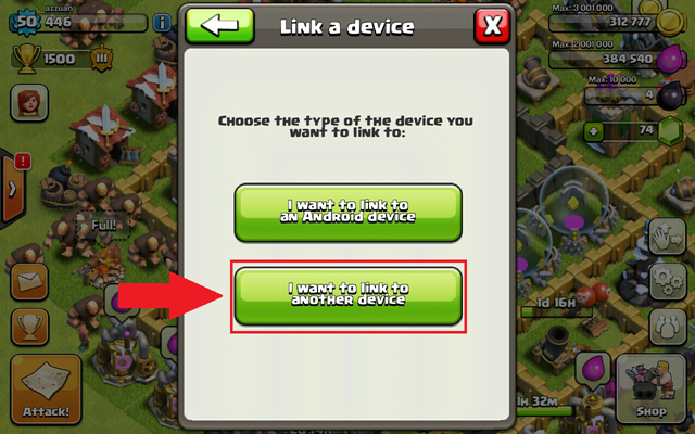 How to Import Clash of Clans From Android Device to iPhone or iPad