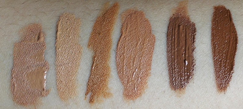 L.A-Girl-Pro. Conceal-HD-Concealer–Medium-Beige,-Pure-Beige-Fawn-Warm-Honey-Toast-and-Beautiful-Bronze review and swatches beautyjoint