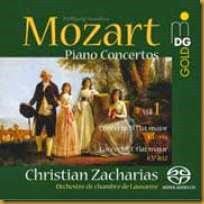 Mozart 27 Zacharias