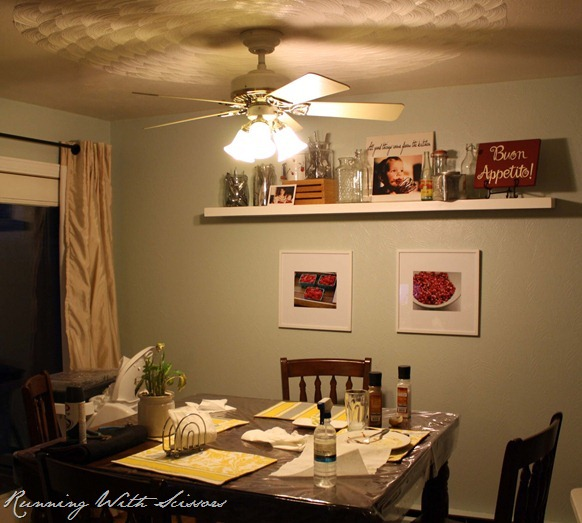 Running With Scissors: $5 Dining Makeover