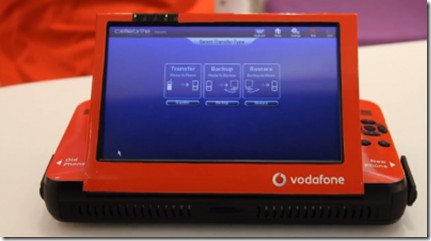 Vodafone RED Box and its Advantages