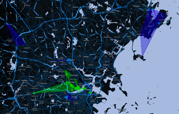 Larger Boston Area Intel