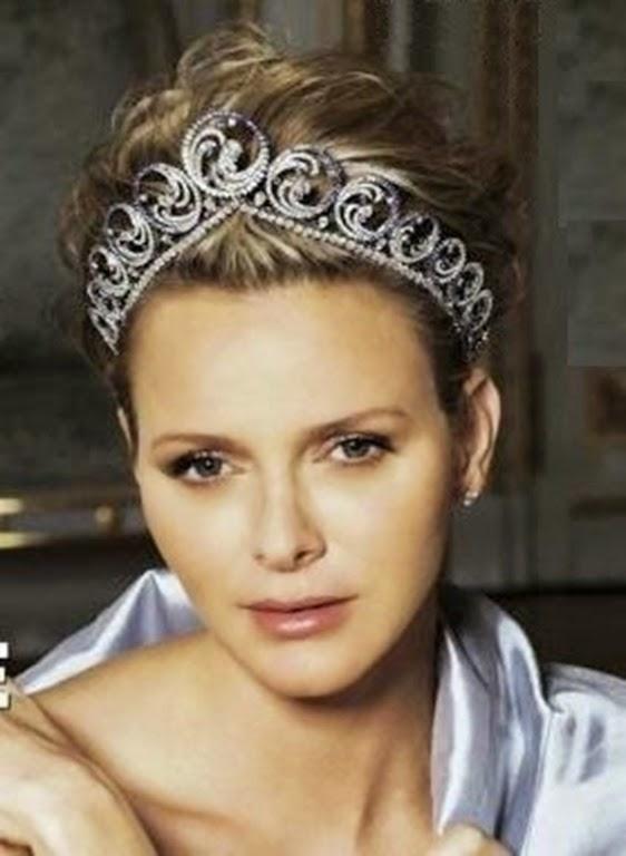 La Princesa con la tiara