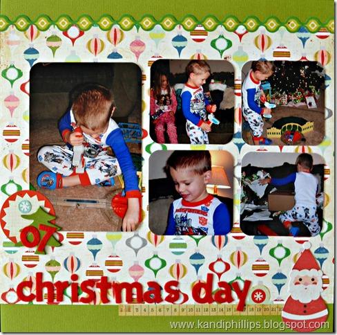 Christmas Day Brady
