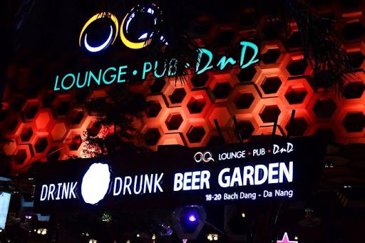 OQ Lounge Bar quan ba noi tieng