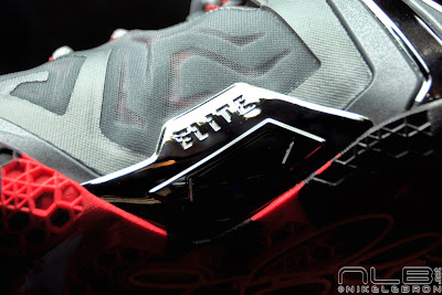 lebron11 elite team collection 33 web black The Showcase: Nike LeBron XI Elite Team Collection