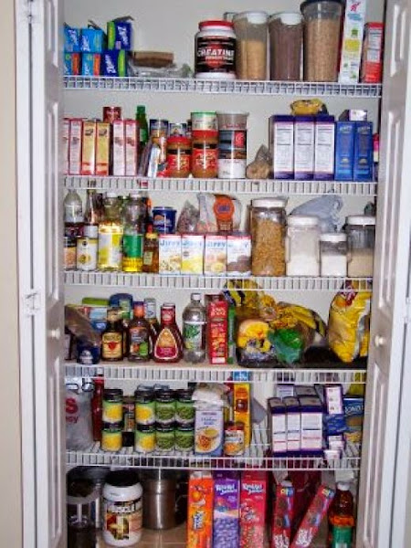 1012034_f520 How To Organize A Pantry