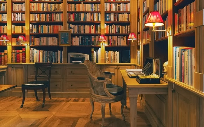 Best 25+ Small home libraries ideas on Pinterest | Library ...