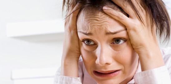 Stress e os cabelos