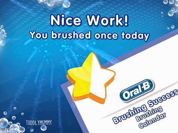 Oral B App 11