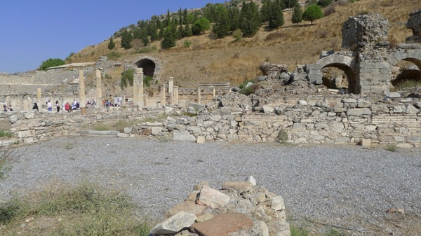 Ephesus First View