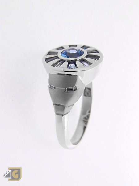 Arc Reactor Ring by Gino Arizmendi
