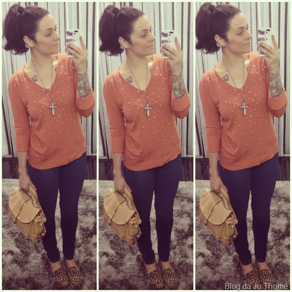 look jeans e sueter laranja (2)