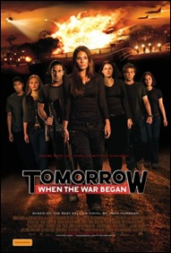 Tomorrow, When the War Began - poster