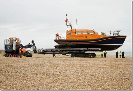 Shannon lifeboat 16