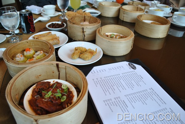 Xin Tian Di Restaurant Dim Sum Buffet unlimited 24