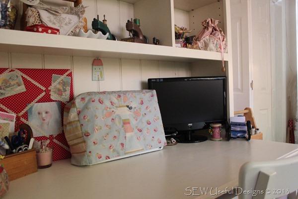 Studio desk shot 3