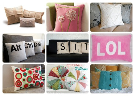 Pillows ideas