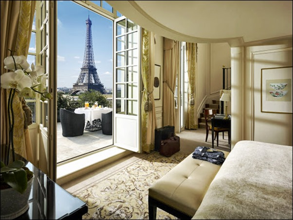 فندق شانغريلا باريس2