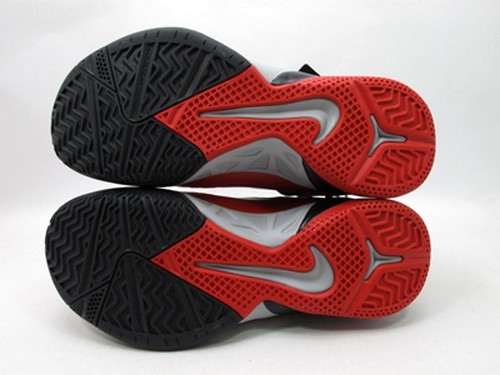 Detailed Look at Nike Soldier 6 in BlackBlue amp RedBlack