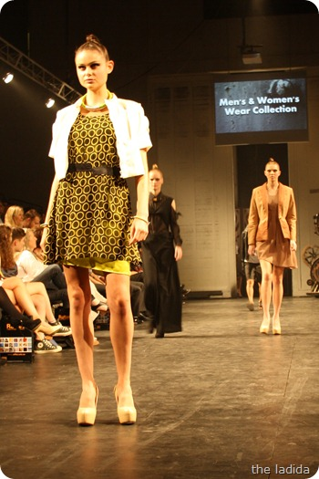 Raffles Graduate Fashion Show 2012 - Junction - Men & Women's Wear Collection (1)