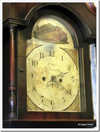 Antique master piece is still in working condition.