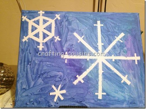 Snowflake Art (3)