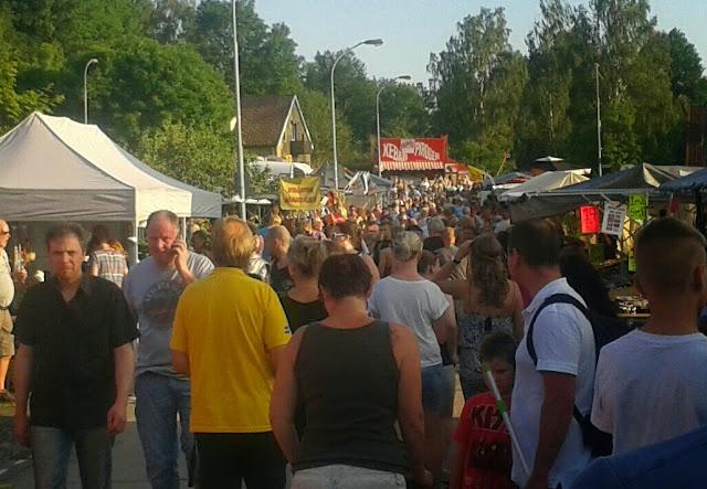 Hästveda Marknad 2014