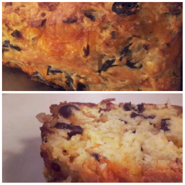 Cake Olive Noire Thon