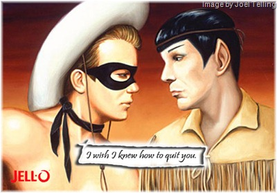 Kirk/Spock