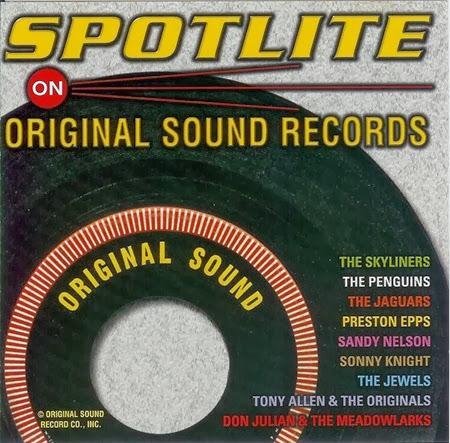Original Sound front