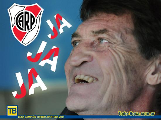 afiche boca campeon 2011 6